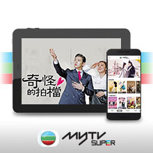 Take a sneak peek of myTV SUPER
